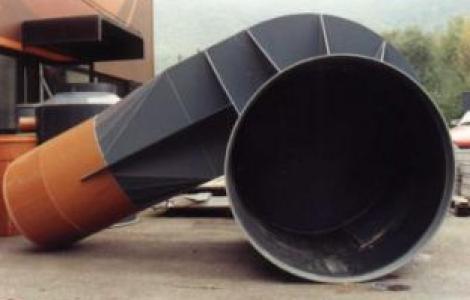 Canplast brise-énergie PVC