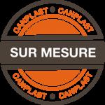 Canplast logo sur mesure