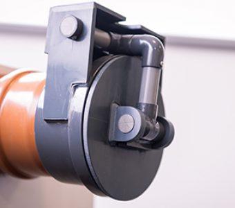Gut gemocht Rückstauklappen - Canplast - Abwassermanagement RM96