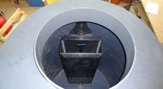 Filtre à coalescence HDPE 1600