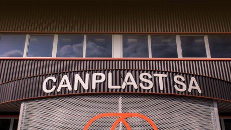 Canplast Tessin entrée