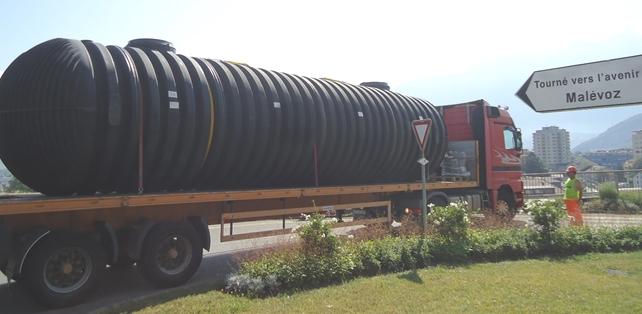 Cuve 42000 litres