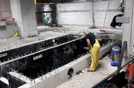 Doublage séparateur CHUV