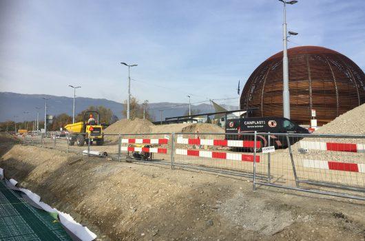 Service technique CERN