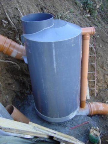 Brise-énergie PVC