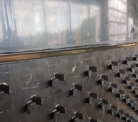 Fosse de pompage HDPE à bétonner 02